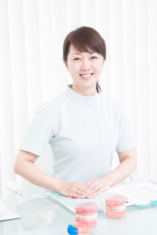 あいち松葉公園矯正歯科クリニック院長 永縄 友紀子